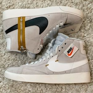 Nike Blazer Mid Rebel Cream BQ4022-101 Pins 7